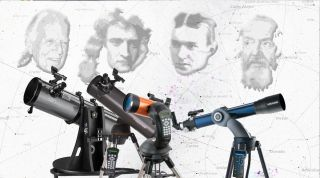 4 Telescopes for Beginners
