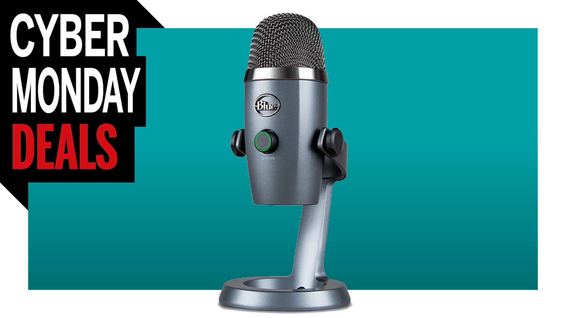 The adorable Blue Yeti Nano microphone is just $100