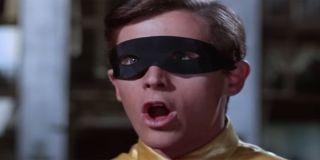 Robin surprised in Batman '66