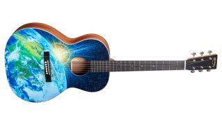 Martin 00L Earth Guitar