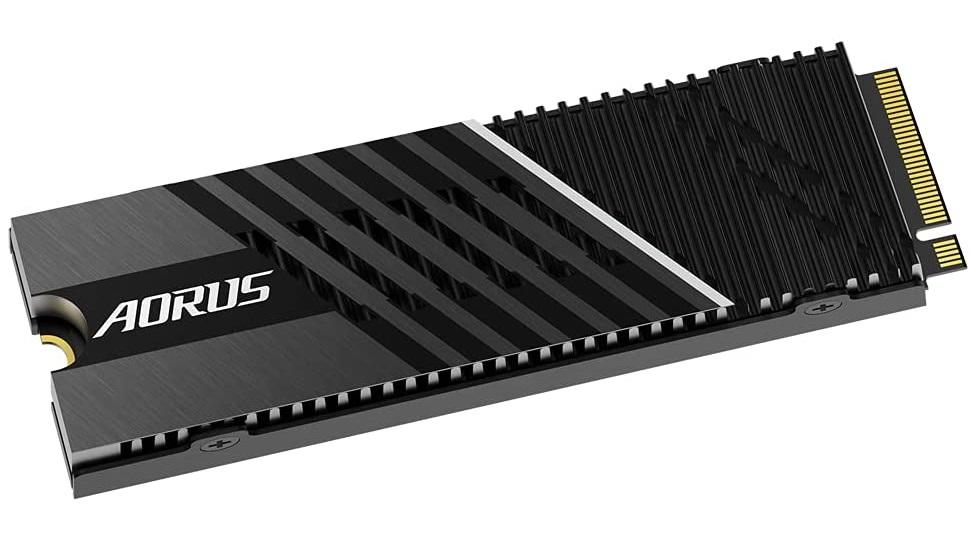 Gigabyte Aorus Gen 4 PS5 SSD