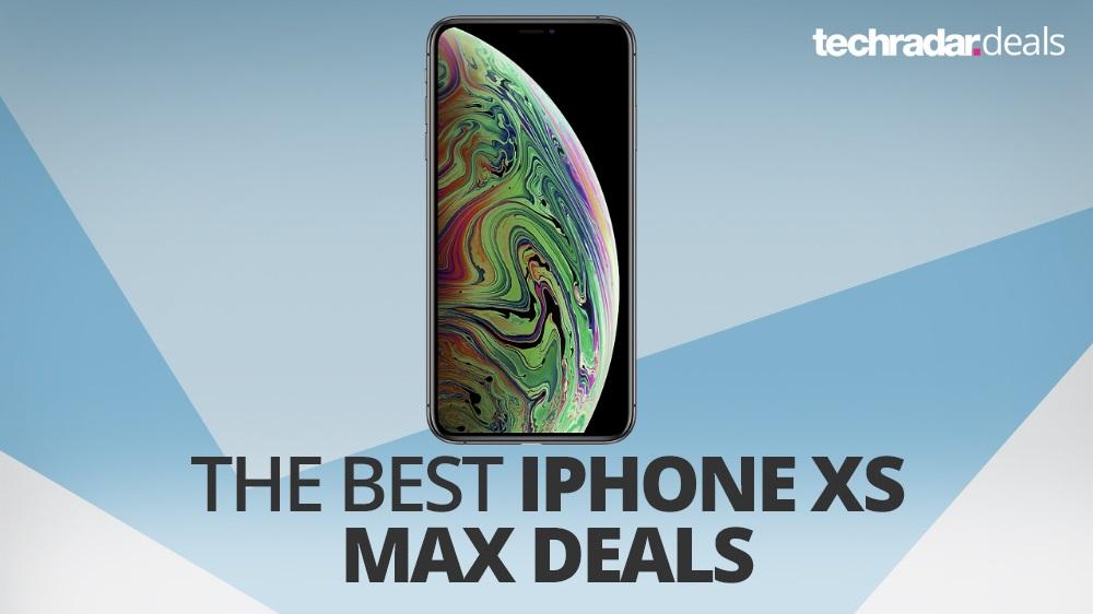 f222c265de50 The best iPhone XS Max deals in July 2019 | TechRadar