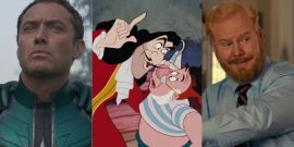 Jim Gaffigan Teases What To Expect From Jude Law's Captain Hook And His Smee In Disney's Upcoming Peter Pan Movie