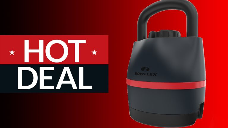 Save $50 with Dick's Sporting Goods Bowflex SelectTech Kettlebell deal.