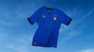 Italy's new jersey