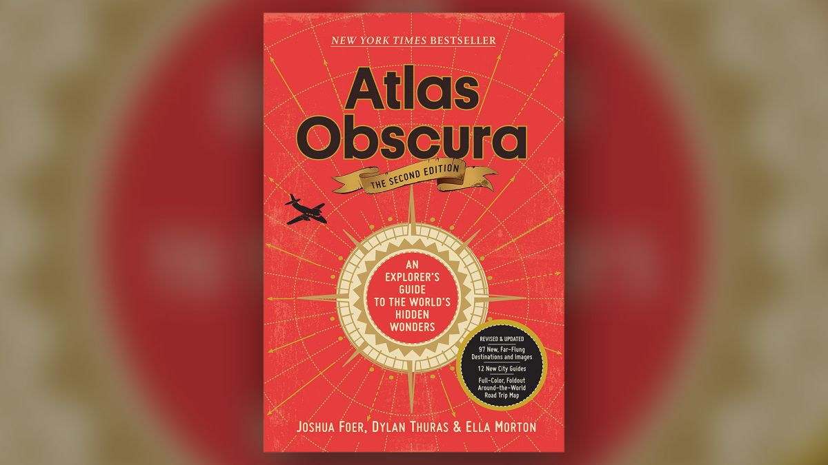 New 'Atlas Obscura' Book Offers Host of Space Oddities to Visit on Earth