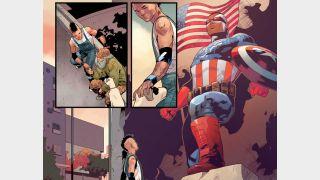 United States of Captain America #1