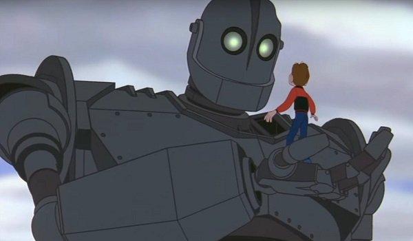 The Iron Giant meets Hogarth