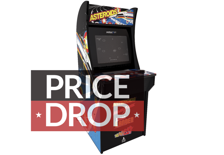 Walmart Black Friday deals Arcade1UP Asteroids Arcade Machine