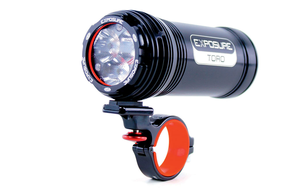 Exposure Toro MK6 front light review