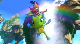 How Playtonic Continued To Tease Yooka-Laylee On The Switch