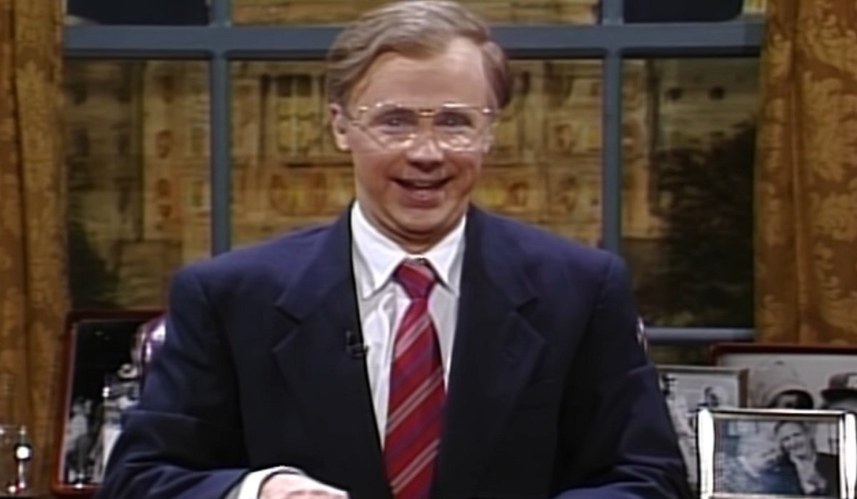 George HW Bush Dana Carvey Saturday Night Live