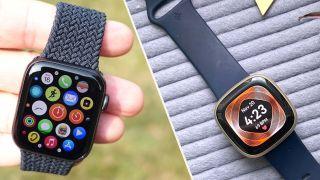 Apple Watch SE vs. Fitbit Versa 3