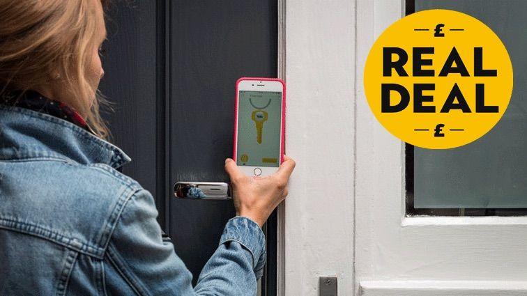 yale keyless door lock