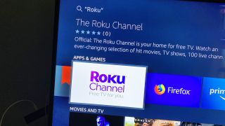 The Roku Channel is now available on Amazon Fire TV.