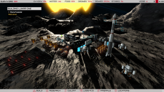 Order of Magnitude is a colony simulation game from the