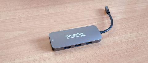 Plugable USB-C 7-in-1 Hub