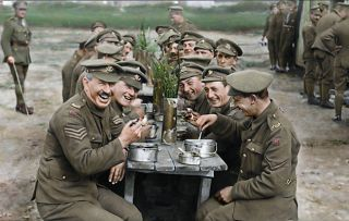 They Shall Not Grow Old - 'Unique' World War One film by Peter Jackson to get TV premiere on BBC2