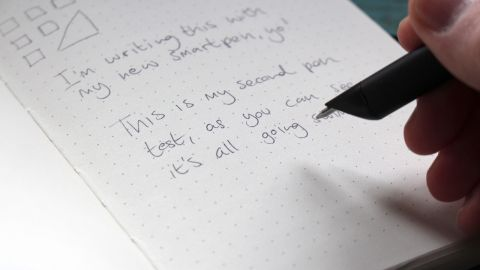 Moleskine Pen+ Ellipse review | TechRadar