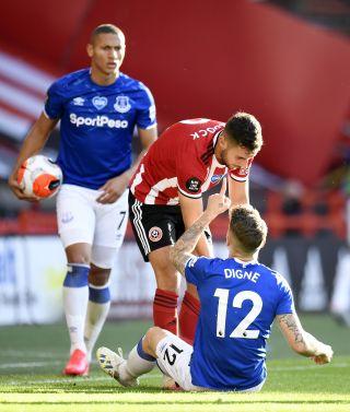 Sheffield United v Everton – Premier League – Bramall Lane