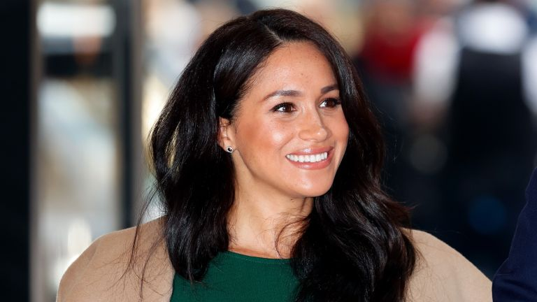 Meghan, Duchess of Sussex attends the WellChild awards at the Royal Lancaster Hotel on October 15, 2019 in London, England