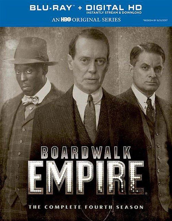 Boardwalk empire season 4 Box