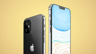 iPhone 12 render by PhoneArena