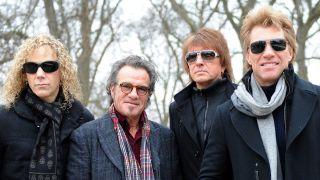 Bon Jovi with Richie Sambora