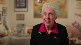 Wally Funk, 82, will become the oldest person to fly in space when she launches with Blue Origin on July 20, 2021.
