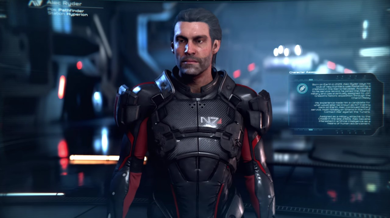 Meet The Mass Effect Andromeda Pathfinder Team In A New Briefing