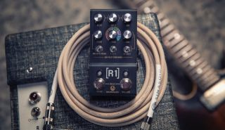 Walrus Audio R1 High-Fidelity Stereo Reverb