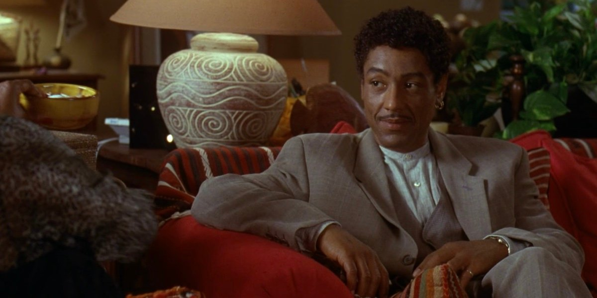 Giancarlo in Waiting to Exhale
