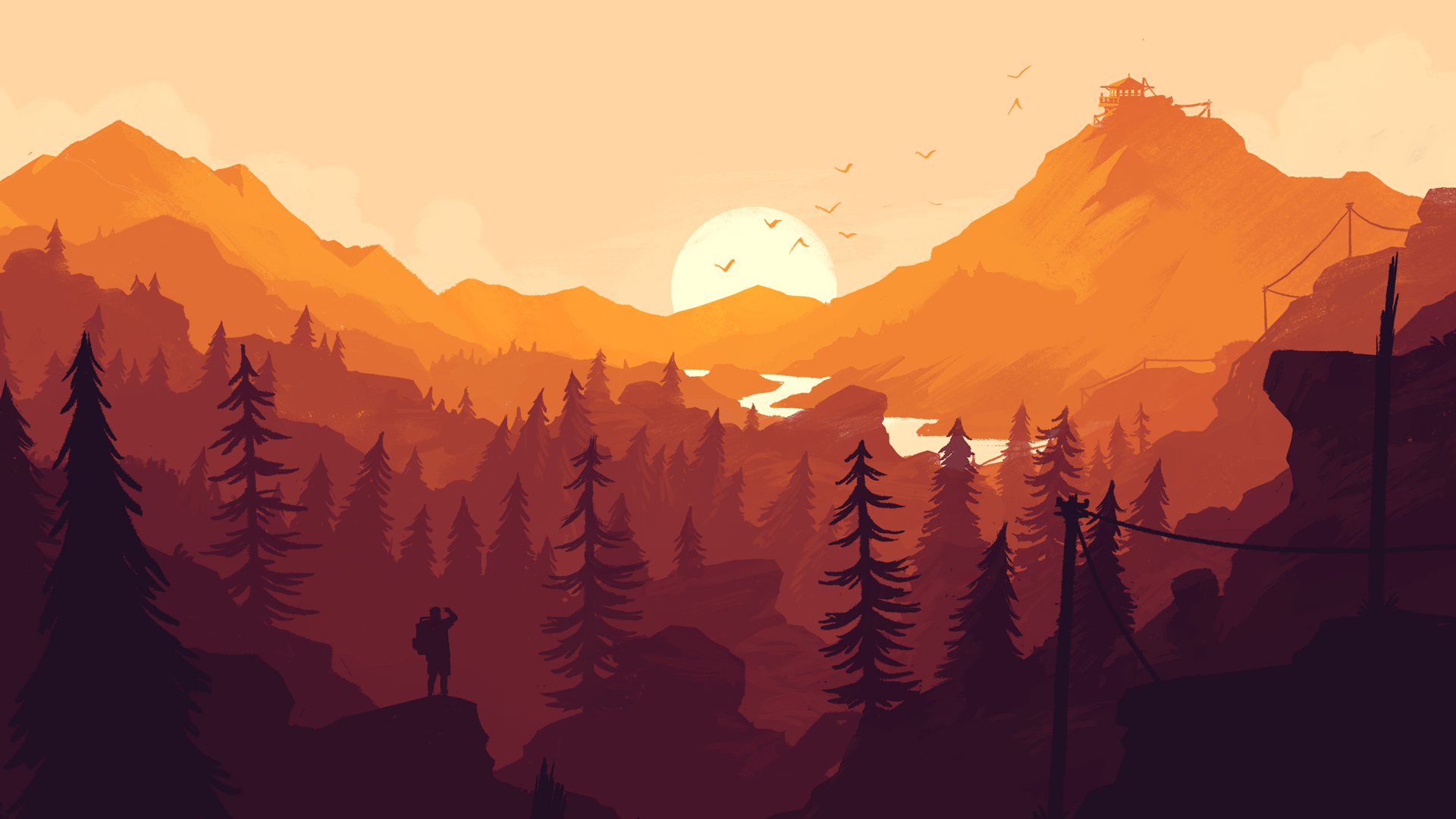 Firewatchs Free Roam Mode Goes Live Today