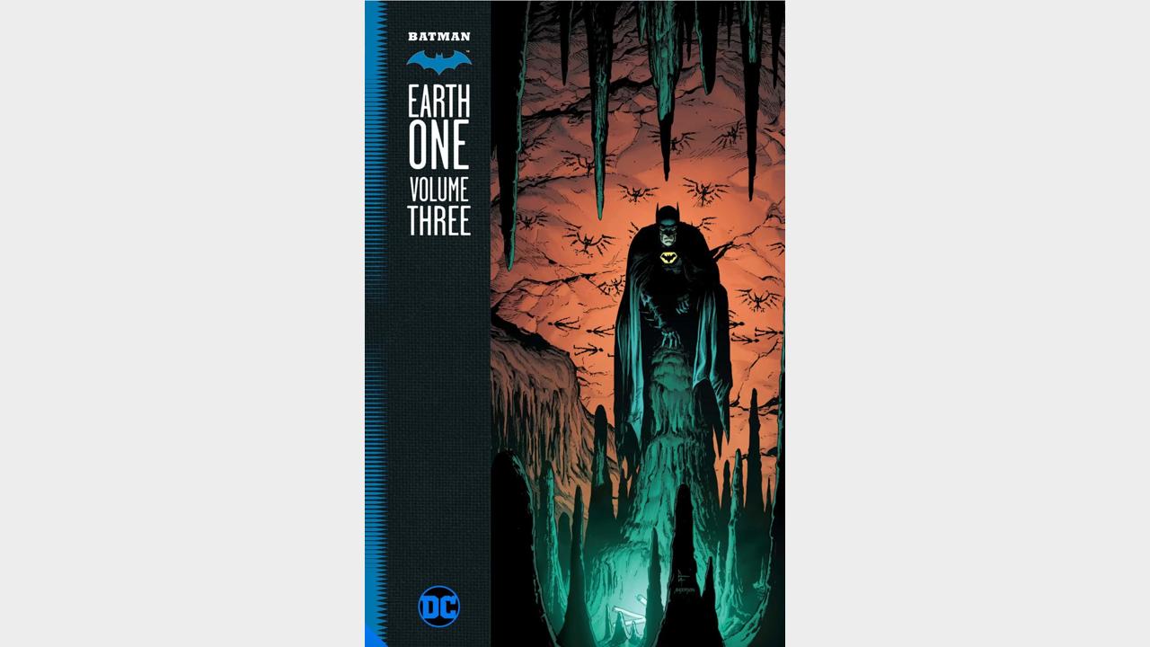 Batman: Tierra Uno Volumen 3