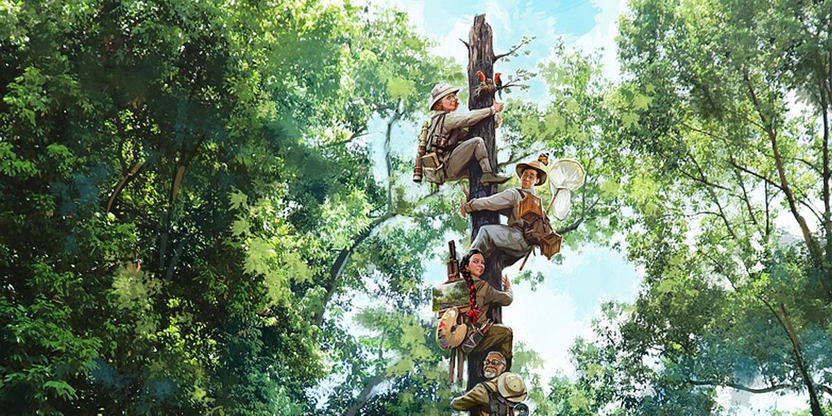 New Backstory And Characters Revealed For Disney World And Disneyland's Redesigned Jungle Cruise