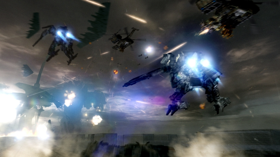 Armored Core: Verdict Day Coming This Summer To Xbox 360, PS3 #25740