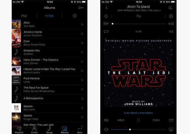 How to play hi-res music on your iPhone | What Hi-Fi?