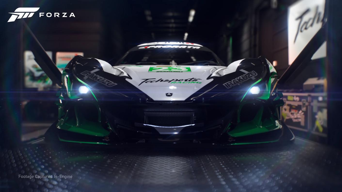 forza motorsport reveal trailer