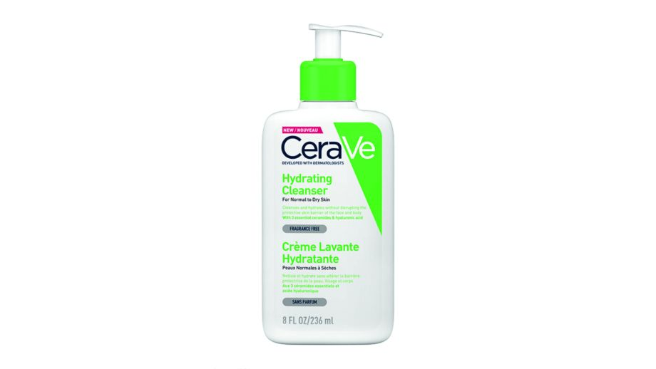 CeraVe Hydrating Cleanser