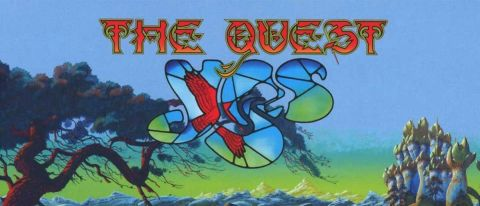 Yes: The Quest album cover detail