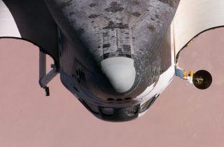 Atlantis Shuttle's Heat Shield Cleared for Earth Return