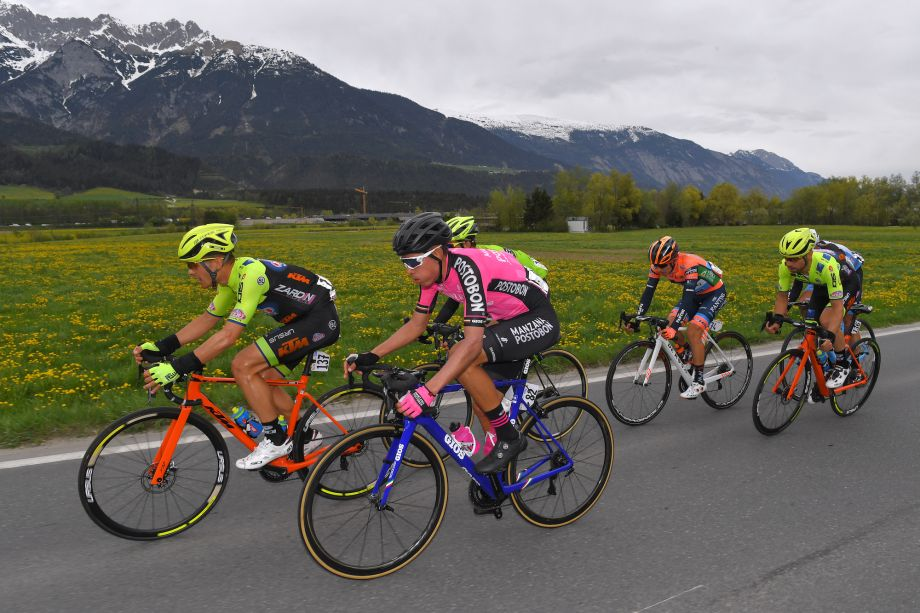 Manzana Postobon team suspended as second rider gives adverse reading