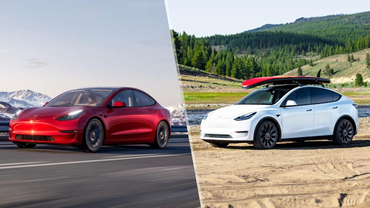 Tesla Model 3 vs Tesla Model Y: What's the difference?
