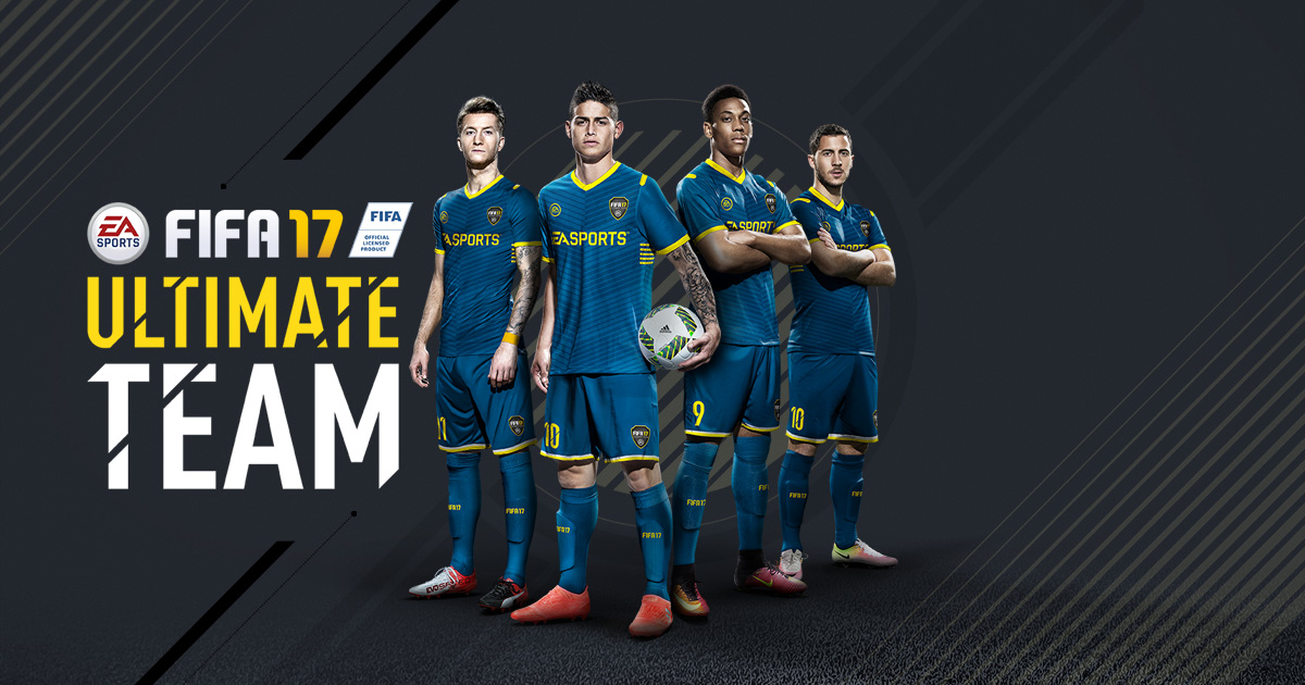 fifa 17 ultimate team coins free