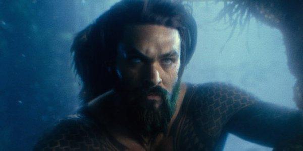Aquaman Justice League Jason Momoa