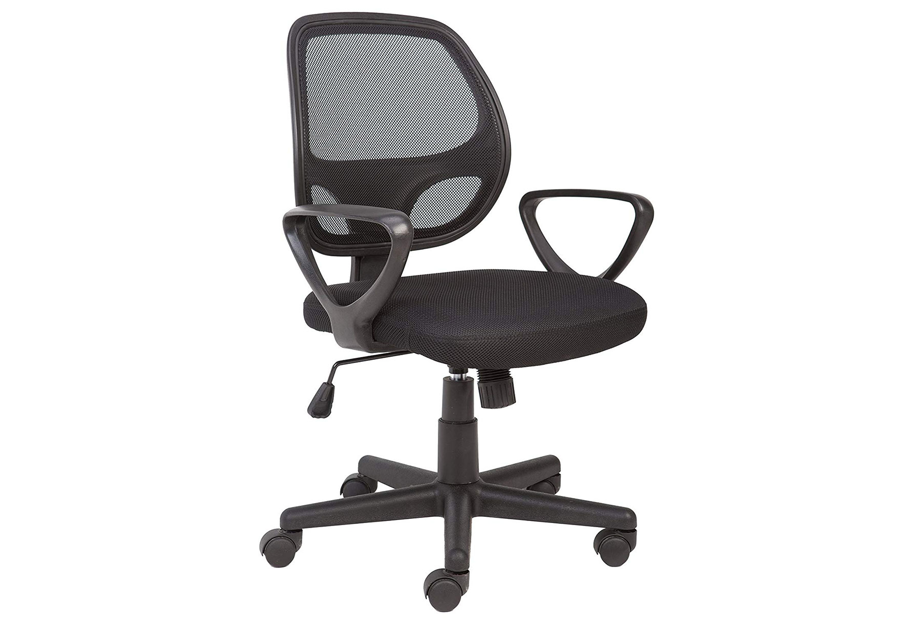 Best cheap office chair: Amazon Office Essentials Mesh Back Swivel Desk Chair