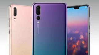 Huawei P20 colours