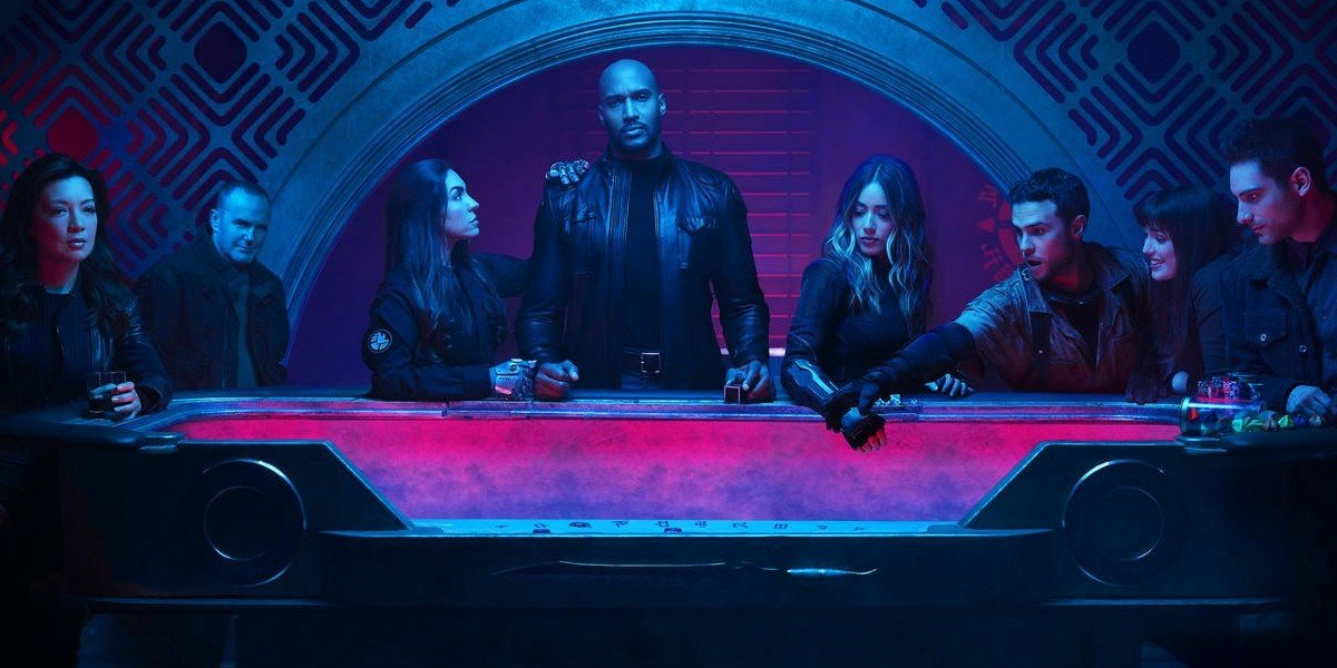Agents of S.H.I.E.L.D. Season 6 cast photo