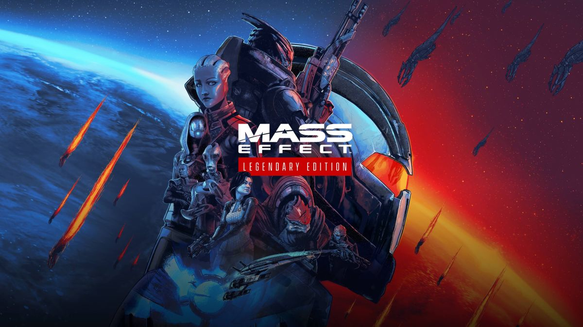 Mass Effect Legendary Edition isn't launching on Xbox Game Pass