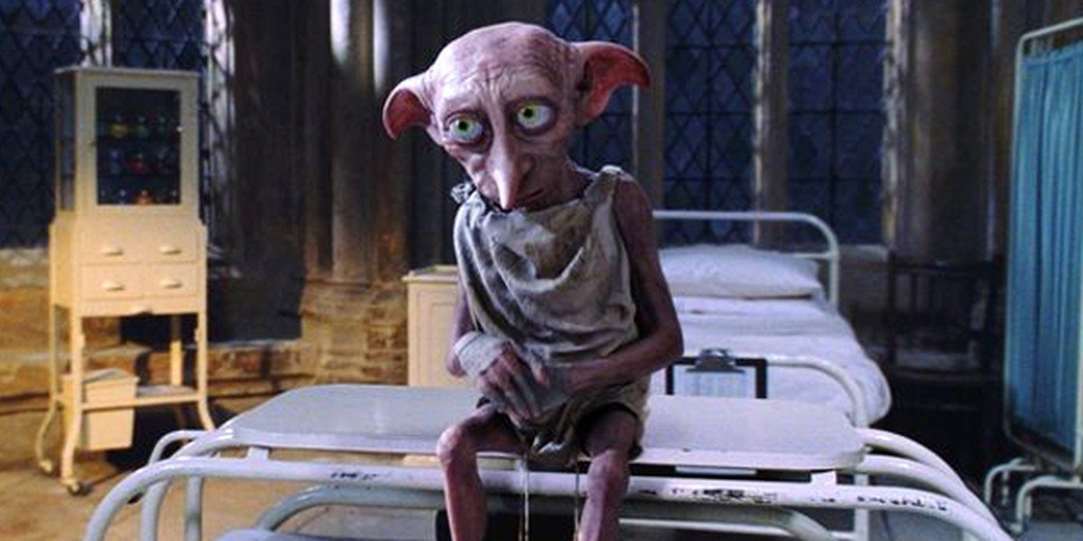 Dobby in the Harry Potter series